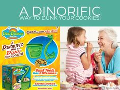 Congratulations Patrick on launching the Dino Dunker™, a Dinorific way to Dunk your Cookies! Enjoy dunking your cookies into milk with a Dinosaur roar - and no messy fingers. Kids and adults alike will savor the yummy cookie taste without the mess and crumbles in the bottom of the cup! The dishwasher-safe Dino Dunker™ kit includes a dinosaur handle and a 6oz dino-landscaped cup. Now that's fun. Patrick, the entire Inventor Process team wishes you tremendous success! French Tip Dip, Leash Aggression, Ladder Accessories, The Inventors, How To Stay Motivated, Save Yourself, Audio Books, Inventions, Fingers
