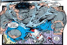 Comic Book Pages, Comic Page, Comic Book Artists, Comic Books, Todd Mcfarlane, Spawn, Dark Ages, Hulk, Marvel Comics