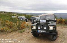 Rota Histórica Land Rover