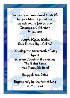 cheapest prices on your special and unique high school graduation announcements invitations