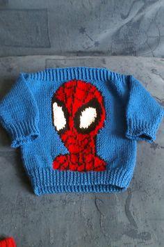 Ravelry: SueBeSue's Spiderman Spiderman