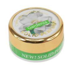 Hawaii Forever Florals Solid Perfume Travel Size 4 Pack Each Jar .45 oz. Gardenia * Tried it! Love it! Click the image. : Travel Perfume and fragrance