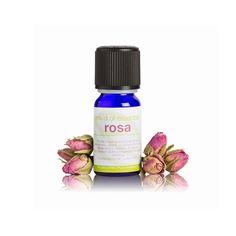 El aceite esencial #biológico Mix de #rosas de #LaSaponaria se usa en inhalaciones, cosméticos, perfumes, masajes, baños de asiento y compresas. De los pétalos de su #flor se obtiene la #esencia de rosas, que tiene cualidades #antisépticas, #tónicas y #suavizantes, que la hacen apta para todos los tipos de #piel, en particular para pieles #maduras, #secas o #sensibles, y en todos los casos de rojez o inflamación... | TeQuieroBio.com