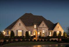 Huntington Homes | Craig Ranch | Exterior | McKinney, TX | Plan 4296A