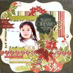 Kaisercraft - Christmas Carol - Kaori Fujimoto