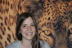 Anja Ledergerber, Afrika Expertin