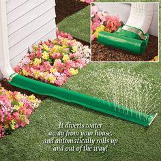 Diy Rain Gutter Watering System Turn Your Gutter Into A Sprinkler Underground