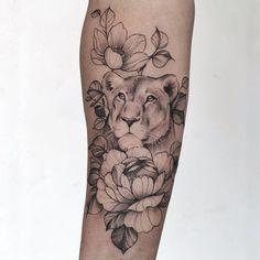 Rob Santos on Instag Mama Tattoos, Name Tattoos For Moms, Leo Tattoos, Tattoos Skull, Tattoos For Kids, Tattoos For Daughters, Couple Tattoos, Animal Tattoos, Forearm Tattoos