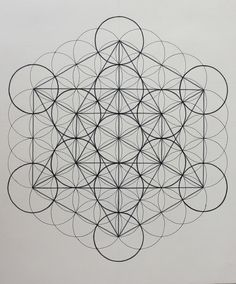 metatrons cube1.s  how to build a universe