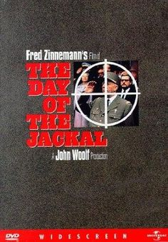 Movies The Day of the Jackal - 1973