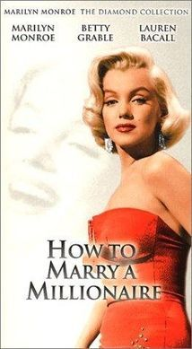 How to Marry a Millionaire (1953) - Marilyn Monroe, Betty Grable, Lauren Bacall