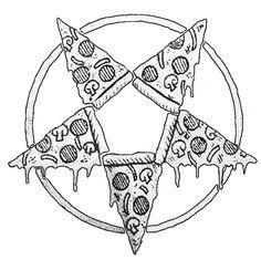 transparentpizza pentagramplease don't remove source