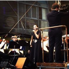 Tarja Turunen classical concert with the Kymi Sinfonietta live at Kouvola, Finland,19/08/2016 #tarja #tarjaturunen #tarjalive PH:  Kiia https://www.instagram.com/princestarving/