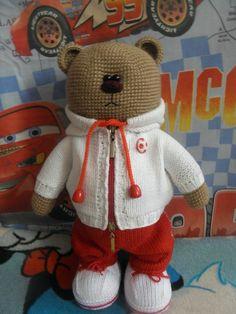 giocattoli fatti a mano a maglia da Janina Olga | VK