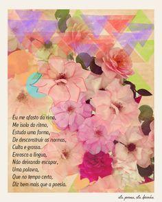 Poema de Cora Made Ilustração de Amanda Gaspar