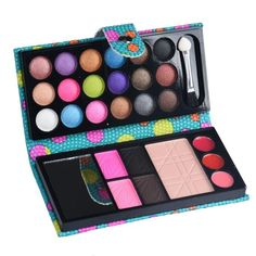 1Box 26 Color Cosmetic Eye Shadow Makeup Palette