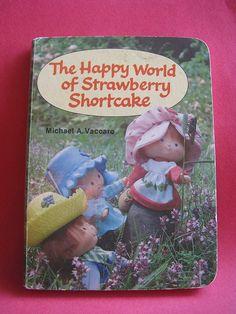 strawberry shortcake book by timssally, via Flickr