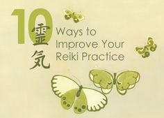 Reiki is a practice; and as with other practices, the more we work with it, the more benefits come to us. Here are 10 ways to grow in your ability and confidence channeling Reiki energy for you to … Jikiden Reiki, Chakras Reiki, Usui Reiki, Reiki Room, Reiki Healer, Reiki Meditation, Meditation Music, Guided Meditation, Tantra