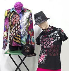 Una camisa? una camiseta? un sombrero? Vas hecha un cuadro by Maite Cobo. #trendy #tendencias #moda