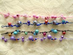 Girl Friendship Bracelet Friendship bracelet by OneOfferJewelry