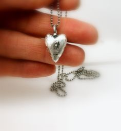 Urn Necklace Cremation Necklace Memorial Necklace by jihidesigns