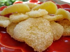Candied Ginger And Syrup Recipe - Genius Kitchen