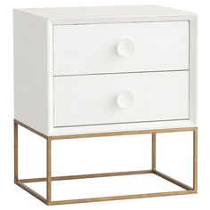 3) Redford House Spencer Nightstand, Custom metal and wood finishes - would not recommend as shown, $1046 + 20% off