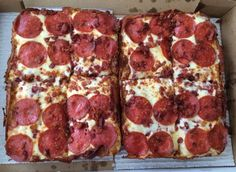 Bacon Wrapped Deep Dish Pizza from Little Caesars