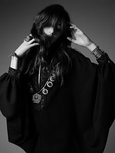 The PSYCH ROCK collection from Saint Laurent by Hedi Slimane 36 | Fashion | Vogue
