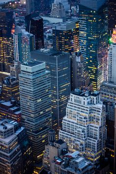NYC via Empire State Building (by Justin Amoafo Photography), New York