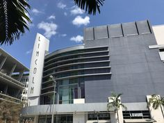 View of Lincoln Road Mall from Alton Road, Miami