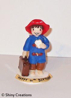 Joseph's Birthday caketopper 2014 Handmade by Shiny Creations Handmade personalised birthday caketoppers from Shiny Creations