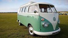 Cool camper van