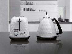 Faceted Home Appliances - Breakfast Series Brillante by DeLonghi