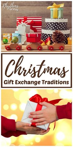 christmas gift exchange ideas and gift giving traditions - Christmas Gift Exchange Ideas For Large Families
