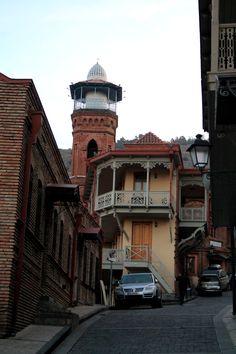 by Tea Davis - Old Tbilisi