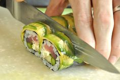 Tips and tricks for homemade sushi