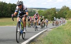 Lotta Lepistö. Kuva: Cervélo-Bigla Pro Cycling