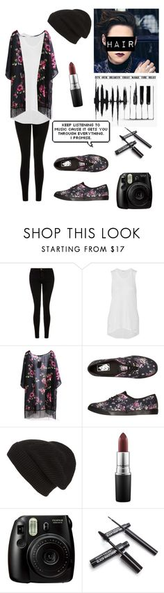 """""""gender bent: tyler joseph :0"""" by panda-brie ❤ liked on Polyvore featuring Current/Elliott, Helmut Lang, Vans, Phase 3, MAC Cosmetics and Fujifilm"""