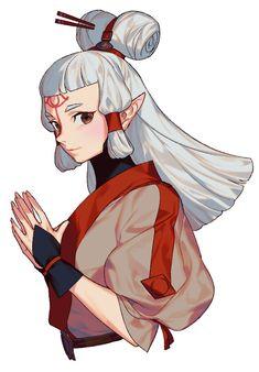 Manga Characters, Fantasy Characters, Character Art, Character Design, Character Concept, Evil Demons, Legend Of Zelda Breath, Pokemon, Cute Games