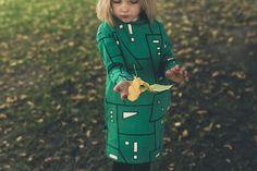 Autumn 2017 photo campaign by Veronica Elena Winter 2017, Fall Winter, Autumn 2017, 2017 Photos, High Collar, Chef Jackets, Organic Cotton, London, Veronica