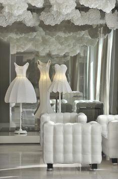 Maison Moschino hotel, Milano, Italy designed by Moschino ::