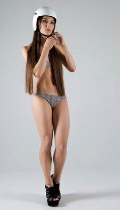 Сексуальная спортсменка отдалась знакомому фото 147-440