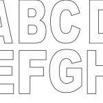 moldes do alfabeto grande a b c d e f g h
