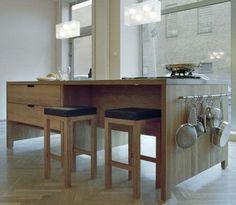::The Kitchen Designer and ::Hansen Living via ::Remodelista