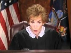 Judge Judy - Top Five Entertaining Cases!!