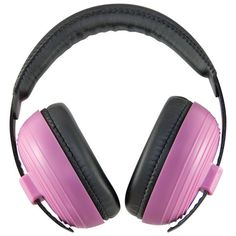 KidCo WhispEars Kids Hearing Protection Earmuffs (S832) - Pink