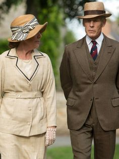 A New Love Interest For Isobel? - Downton Abbey Christmas Special 2013 - Woman And Home