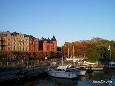 Stockholm, Sweden by cheese6623.deviantart.com on @DeviantArt