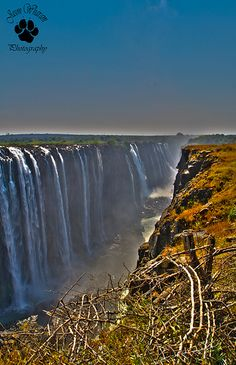Victorias Falls Victoria Falls, Hdr, Waterfall, Wanderlust, Africa, Outdoor, Outdoors, Waterfalls, Outdoor Games